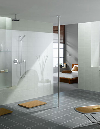 Wetroom stirling glasgow edinburgh falkirk luxury for What s a wet room