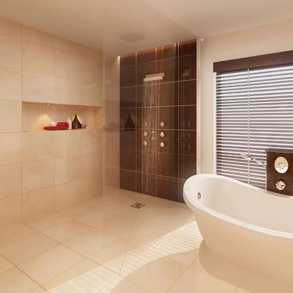 Wetroom Stirling Glasgow Edinburgh Falkirk Luxury